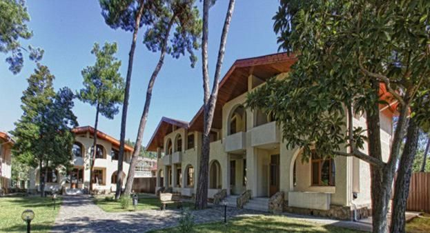 Novi hoteli Abhazije