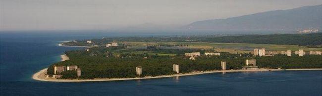 Odmor u Abhaziji u 2013 Bichvinta