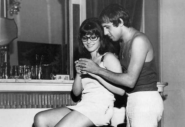 Adriano Celentano Filmografija