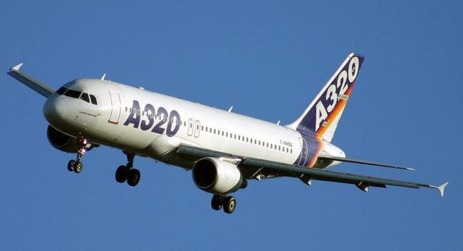 Airbus Industrie A320