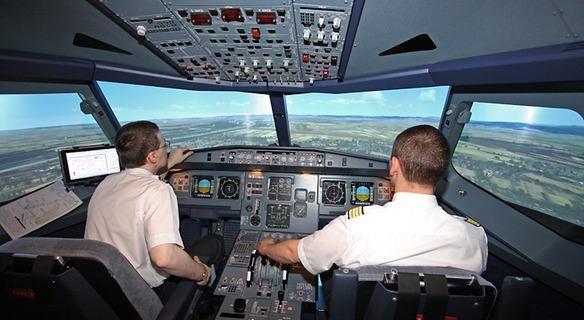 Airbus Industrie A320 fotografija