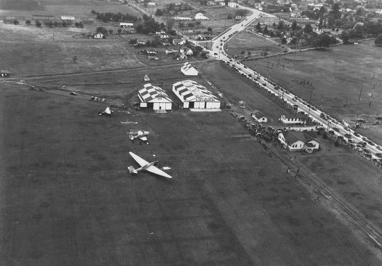 Chkalovsky aerodrom