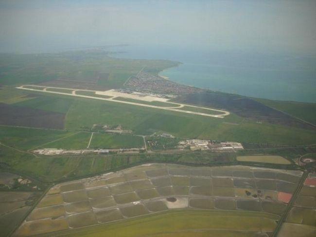 Burgas, Bugarska Airport