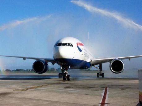 Montego Bay Jamajka Airport