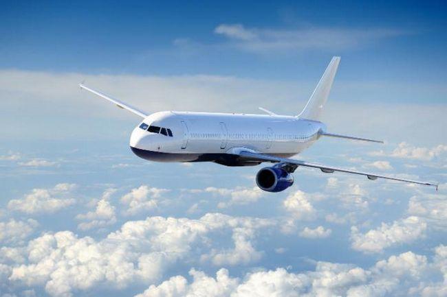 sonnik aerodrom avion