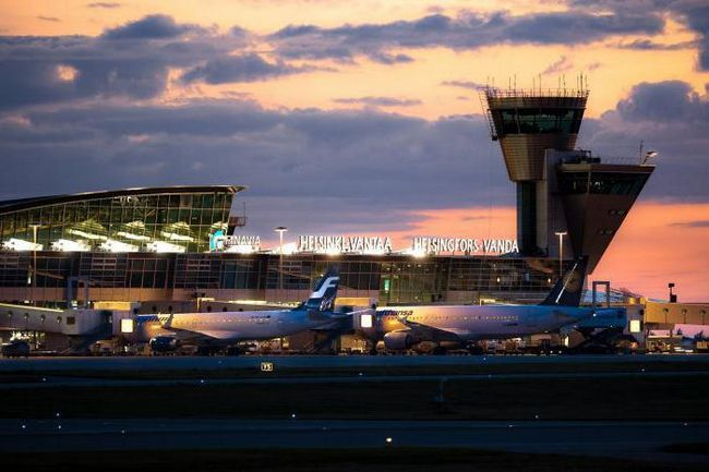 Vantaa Airport (Helsinki). Malo više od zračne luke