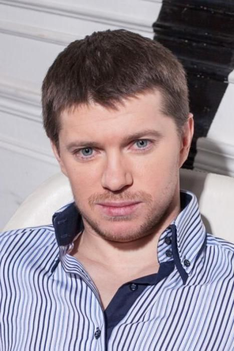 Glumac Maxim Kostromykin: biografija, filmografija, privatni život
