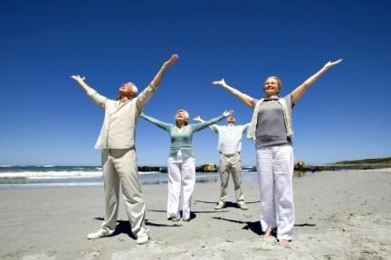 активный образ жизни и проблемы старения