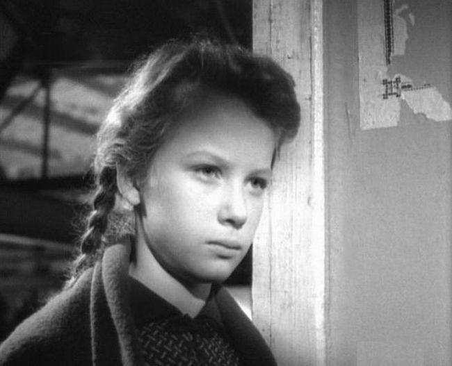 Glumica Irina brazgovka: biografija, filmografija