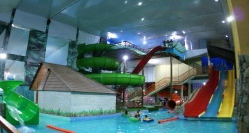 aquapark u Moskvi Marino