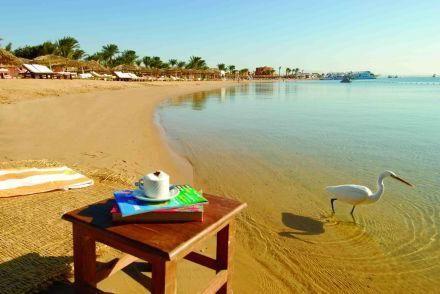 Al mashrabiya plaža (Hurghada, Egipat) fotografije i recenzije