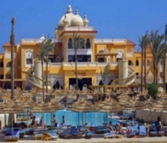 Egipat Hurghada albatros aqua plava