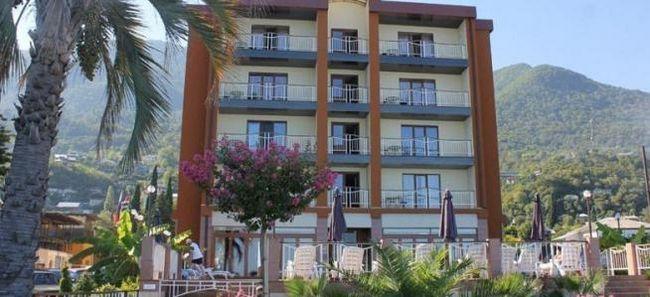 Alex Beach Hotel 4 * (Gagra, Abhazija): fotografije i mišljenja, opis hotela, cijene