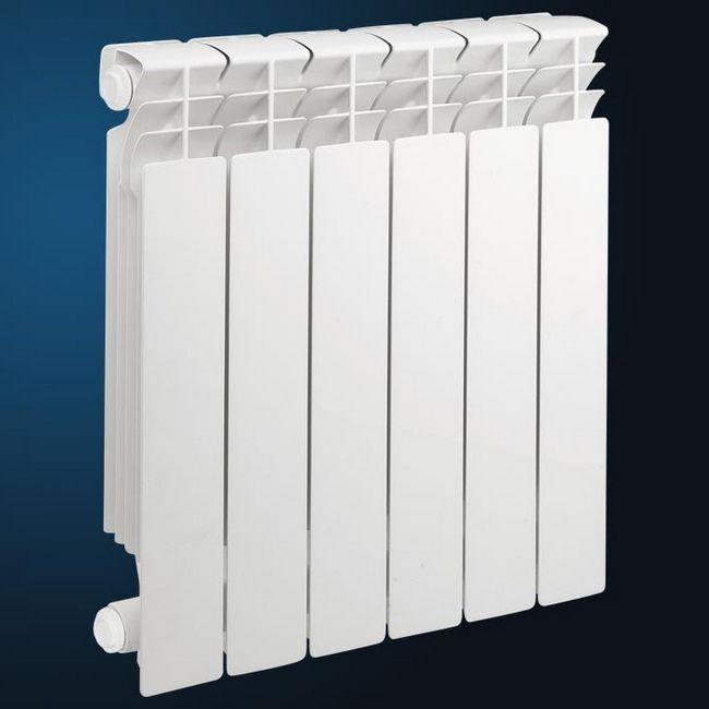 aluminijumski radijatori specifikacije