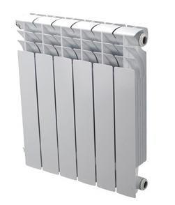 aluminijumskih radijatora, kapaciteta