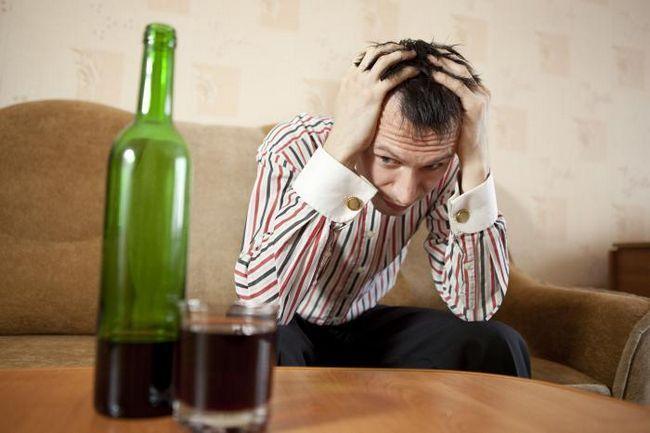 Alkoholizam je mentalna bolest