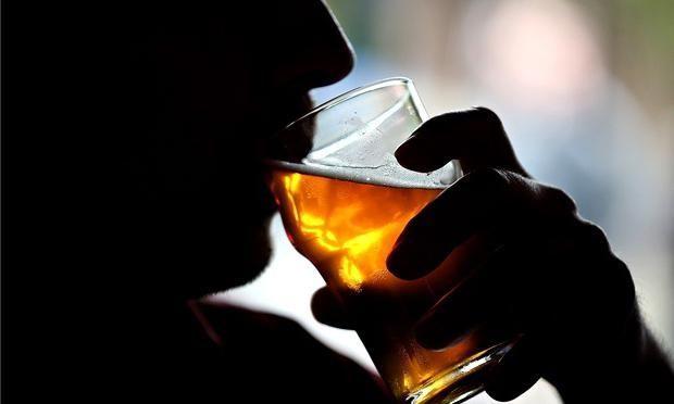 Alkoholizam je samo