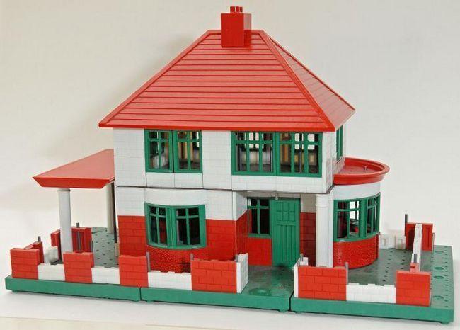 Dizajner analogni Lego
