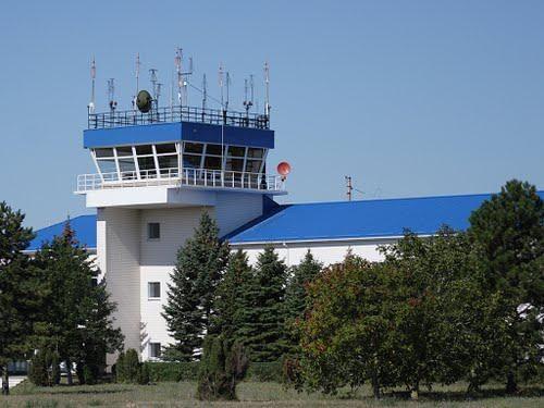 Aerodrom Krasnodar Vityazevo fotografija