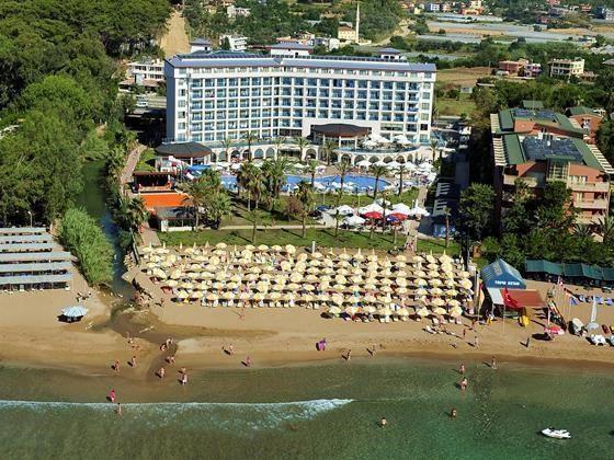 Annabella Diamond Hotel & Spa 5 * (Turska / Alanya): fotografije i recenzije