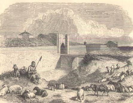 Arabat Fortress: opis i fotografiju. Kako doći do tvrđave?