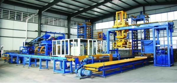 arbolit proizvodnju opreme i tehnologije