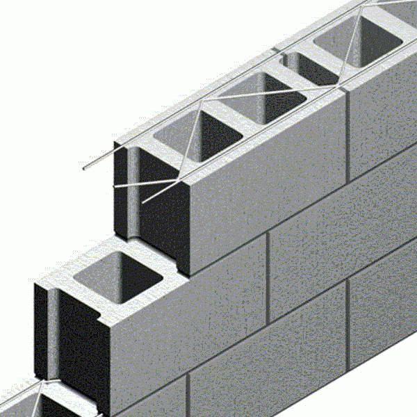 drva-betonskih blokova mane