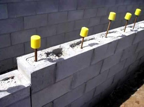 drvo-beton zidanje blokovima
