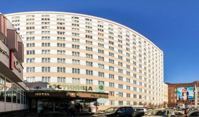 Arkhangelsk, hotel