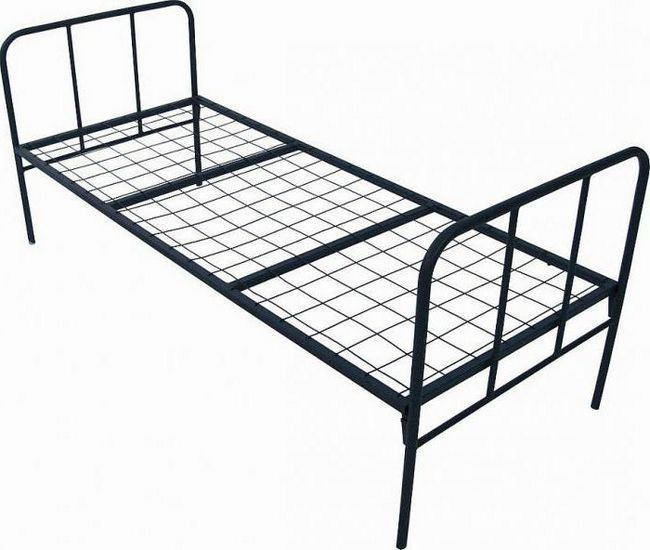 Армейские кровати: особенности и характеристики