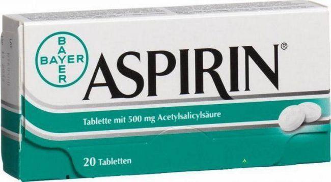 Аспирин при простуде: как принимать, инструкция. Аналог аспирина