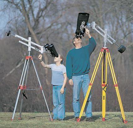 Астрономический бинокль для наблюдений