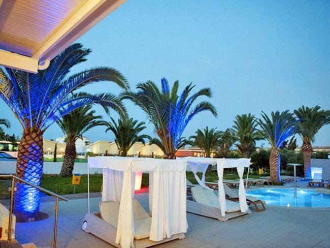Atlantica stavrolia vrtovi 3 - proračun hotel u Ayia Napa