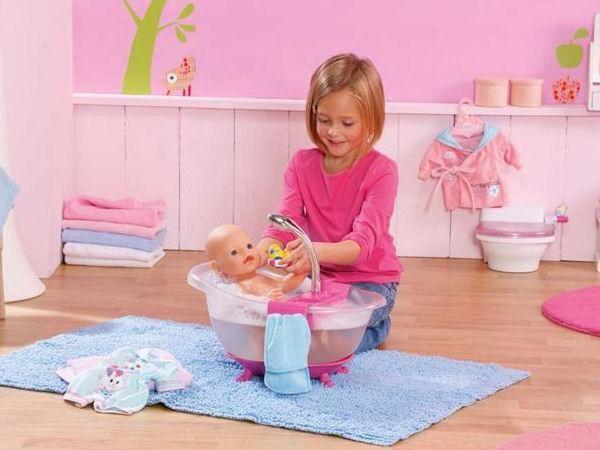 Baby Born pjeni aromatična kupka