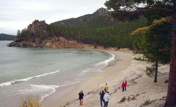 «Байкальский прибой» - туристско-рекреационная зона бурятии