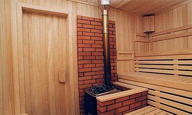 Finske saune ključ u ruke
