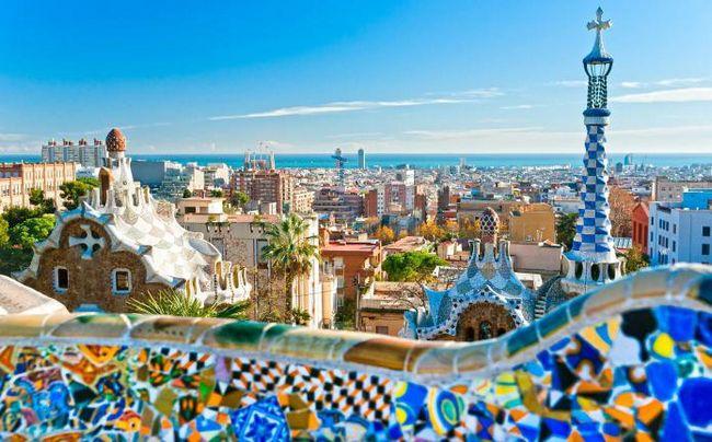 Барселона - город в испании. История барселоны и достопримечательности