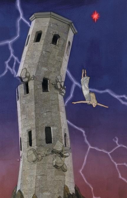 Tarot Tower