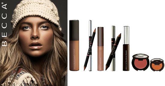 Becca - kozmetika za stvaranje zračenja šminke