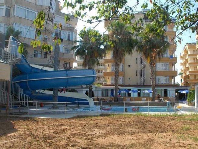 3 Najbolja Alanya Hotel - proračun hotel