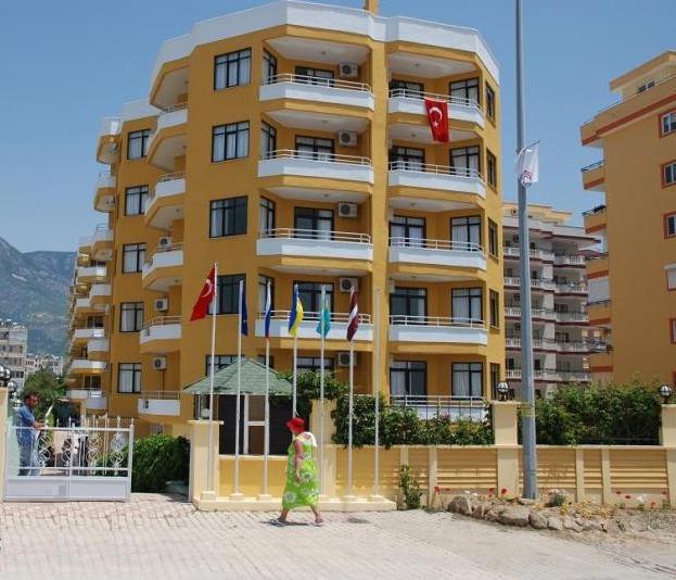 Beach Hotel Alanya Najbolja 3 - purica za ljubitelje putuju na proračun