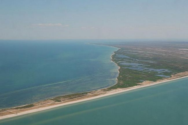 Бирючий остров – заповедная территория