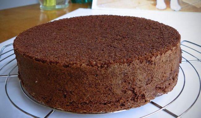 kuhanje keks torta