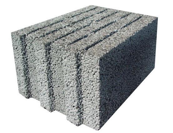 ekspandirana glina blok
