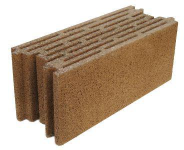 betonski blok veličine