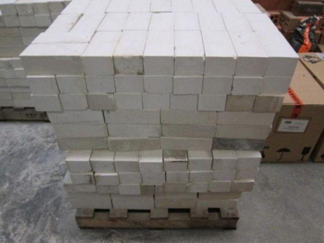 Blokovi plina silikata, specifikacije