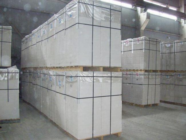 težina silikata blokova