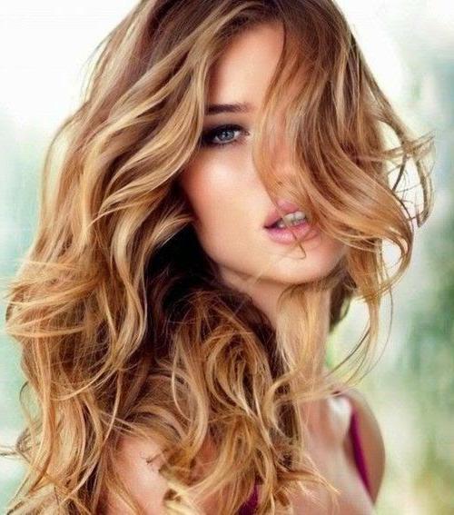 Брондирование волос на русые волосы. Брондирование темно-русых волос