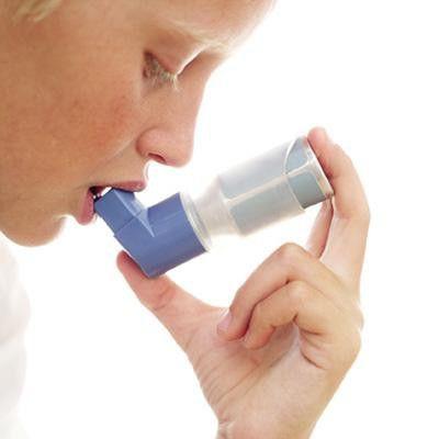 Дыхание при приступе бронхиальной астмы