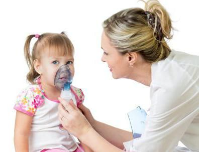 Дыхание при бронхиальной астме у детей
